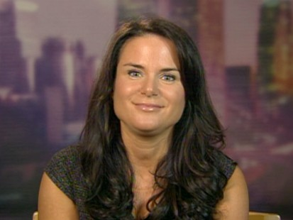 """VIDEO: Nicole Williams on her new book """"Girl On Top."""""""
