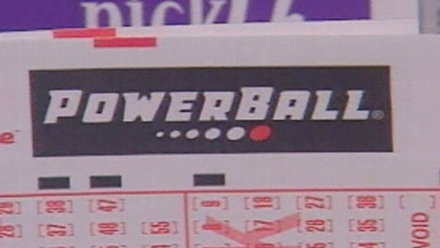 VIDEO: Powerball Jackpot Hits $320 Million