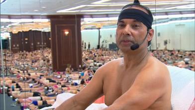 Bikram Yoga Guru Settles Copyright Suit
