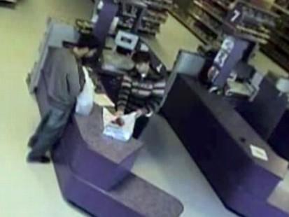 VIDEO: Surveillance Video: Times Square Bomb Suspect