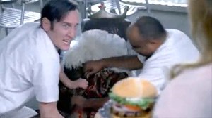 Burger King ad spurs criticism from mental health advocates.