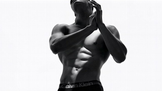 "VIDEO: Model Matthew Terry reveals new ""Concept"" underwear line for men."