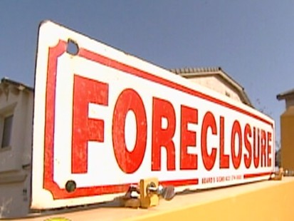 VIDEO: Fourteen percent of homeowners are either behind on payments or in foreclosure.