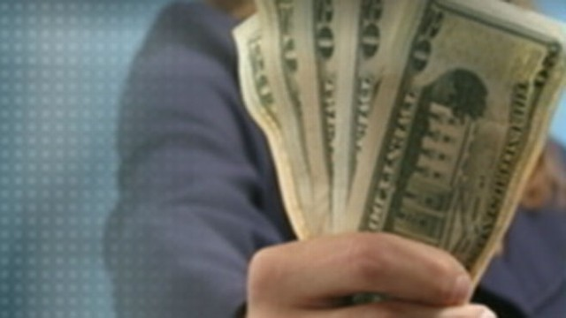 VIDEO: Government report shows wealthiest 1 percent have seen huge income increases.