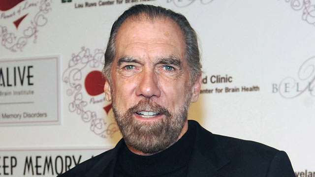 """PHOTO: Paul Mitchell CEO John Paul DeJoria arrives at the 13th Annual """"Keep Memory Alive"""" gala to benefit Lou Ruzo Center for Brain Health at The Bellagio Hotel and Casino, Feb. 28, 2009 in Las Vegas, Nevada."""