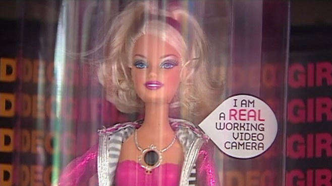 huge discount sold worldwide get online FBI Warns That Sex Offenders Could Use Video Barbie to Lure ...