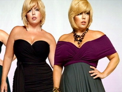 Video: Plus-sized clothing sales grow.