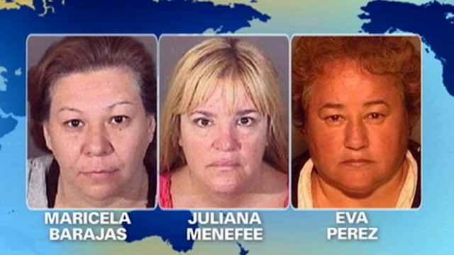 VIDEO: Three California women are accused of duping investors out of life savings.