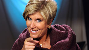 "Photo: Personal finance expert Suze Orman sits down with ABC News Vicki Mabrey on ""Nightline."""