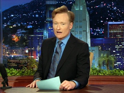 VIDEO: NBC confirms an agreement of departure for Conan OBrien.