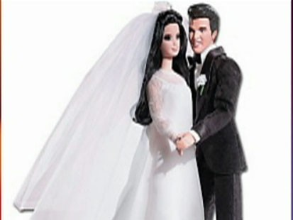 elvis and priscilla barbie