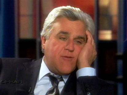 VIDEO: Jay Leno talks to Oprah Winfrey about the late night war.