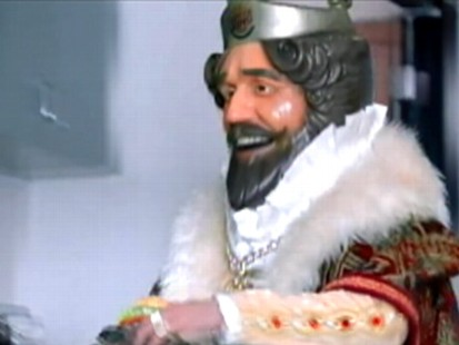 Video: Viral Burger King commerical.