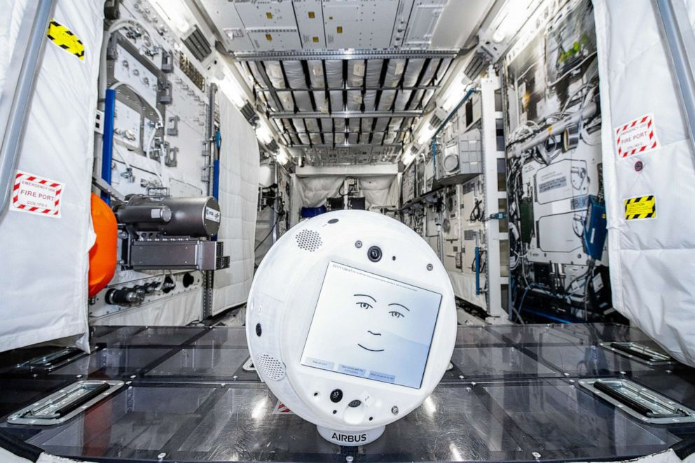A More Emotional, CIMON 2 Returns To The ISS Thursday