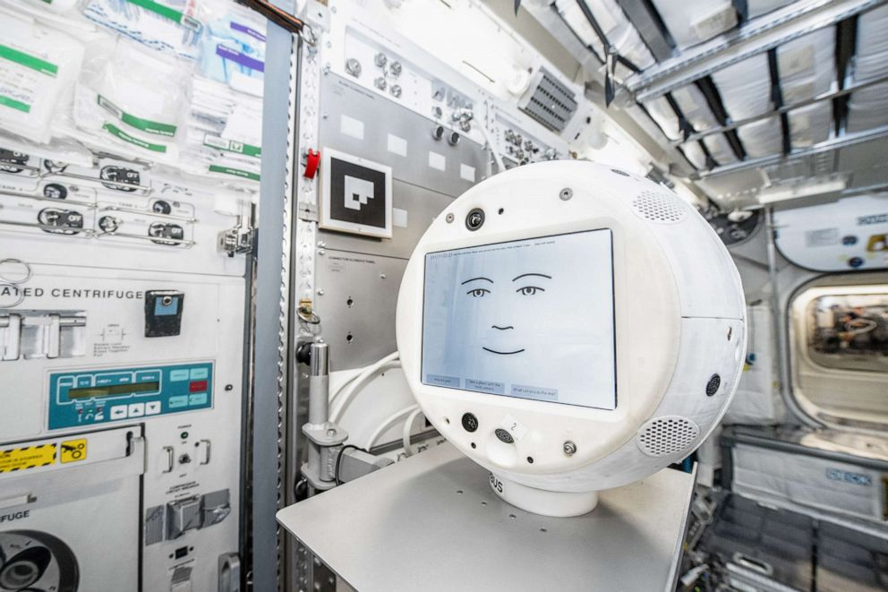 Meet CIMON, the 'emotional' robot helping astronauts in space