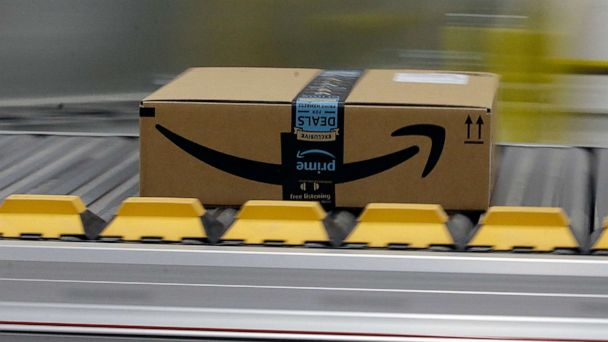 Amazon Prime's 1-day shipping cuts into 2Q profits