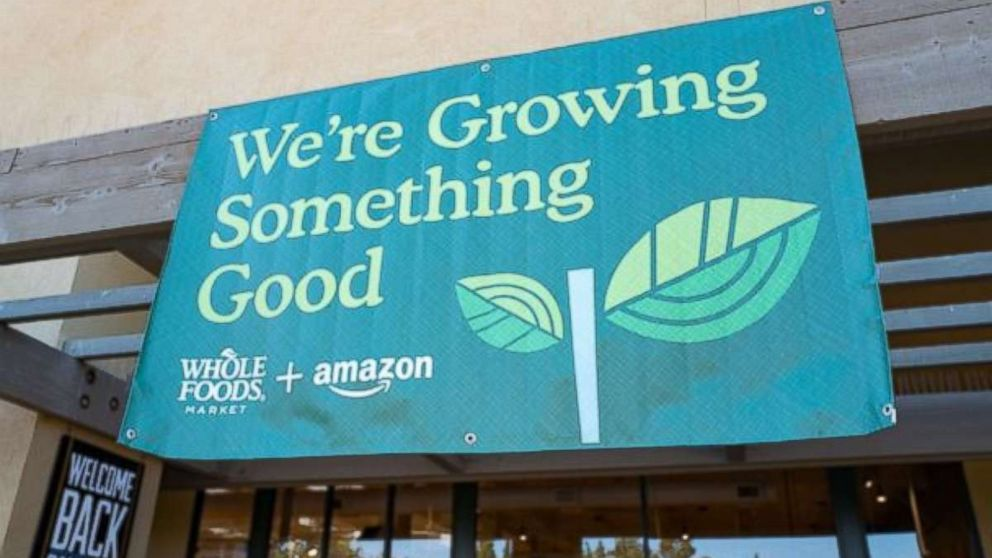 Amazon to open non-Whole Foods grocery chain thumbnail