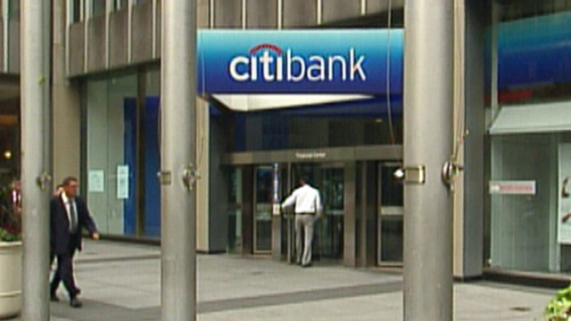 VIDEO: Citigroup says hackers accessed credit card information for some customers.
