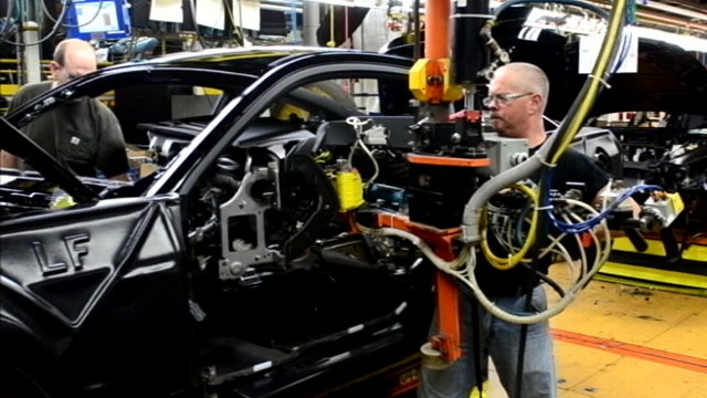 VIDEO: How Detroit is making a comeback in the auto industry.