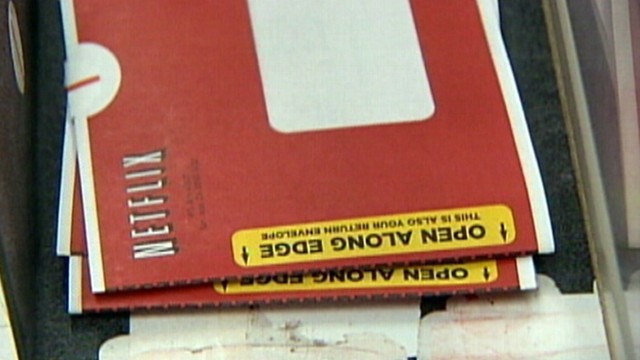 VIDEO: Bloomberg TVs Sheila Dharmarajan on Netflixs DVD-rental move.