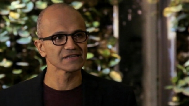 Nadella, 46, joined Microsoft in 1992 and will be its third CEO after Bill Gates and Steve Ballmer.