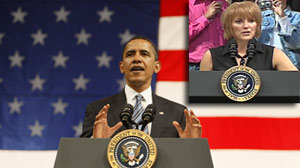 Obama speaks in New Mexico