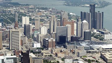 PHOTO: Detroit became the largest city in U.S. history to file for bankruptcy when State-appointed emergency manager Kevyn Orr asked a federal judge for municipal bankruptcy protection on July 18, 2013.