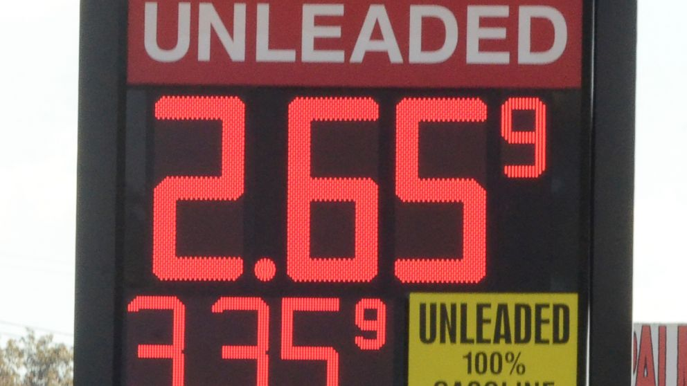 Americans Are Happily Tweeting Gas Pump Photos: Why Prices