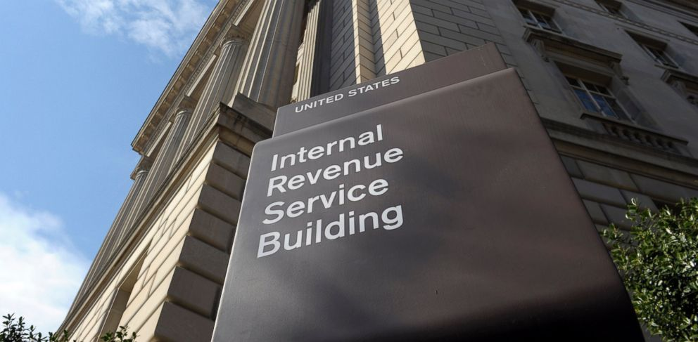 PHOTO: The Internal Revenue Service building in Washington, is shown in this March 22, 2013 photo.