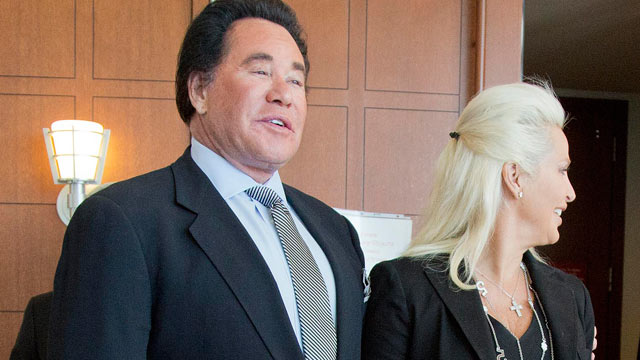 wayne newton wins restraining order against landlord