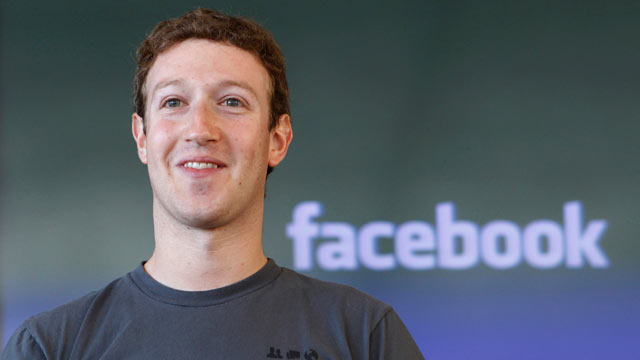 PHOTO: FILE - In this Jan. 3, 2011 file photo, shows Facebook CEO Mark Zuckerberg smiling in San Francisco.