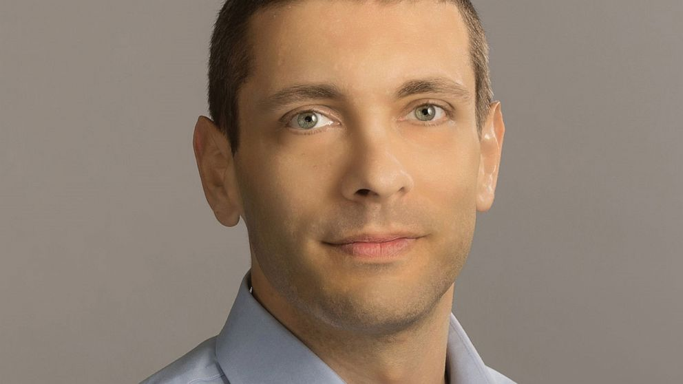 Apple employee Andreas Gal is pictured in an undated handout photo.