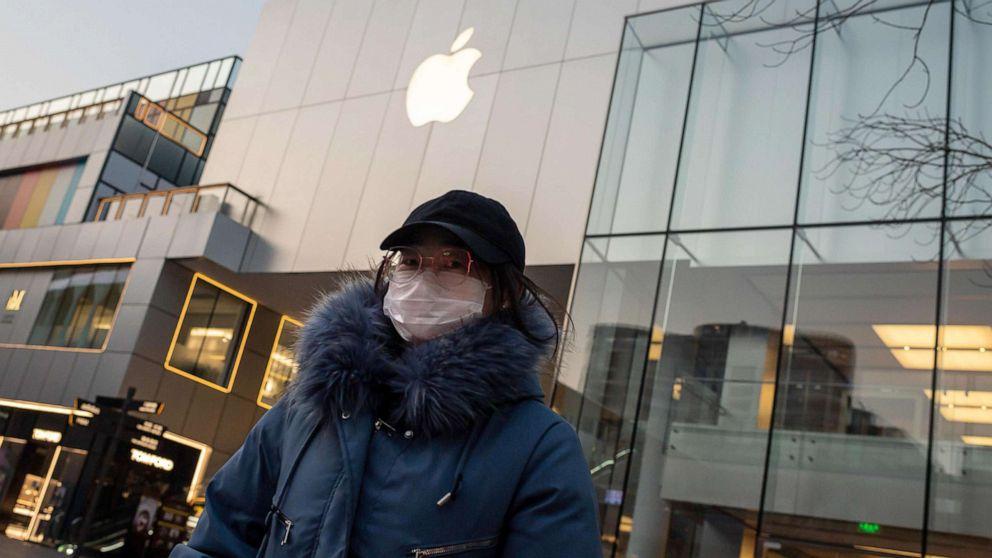 Apple vorübergehend schließen alle Läden, Büros in China inmitten der Corona-Virus-Ausbruch