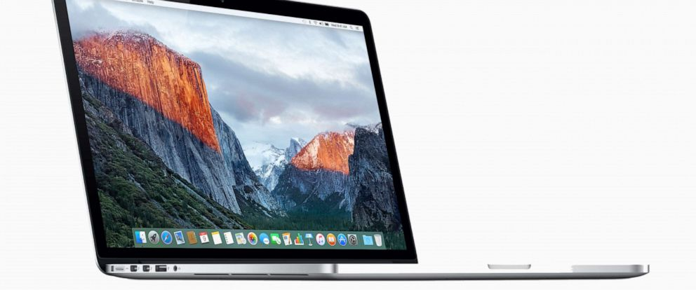 """PHOTO: On June 20, 2019, Apple announced a voluntary recall of some older generation 15-inch MacBook Pro computers that contain batteries that the company says, """"may overheat and pose a safety risk."""""""