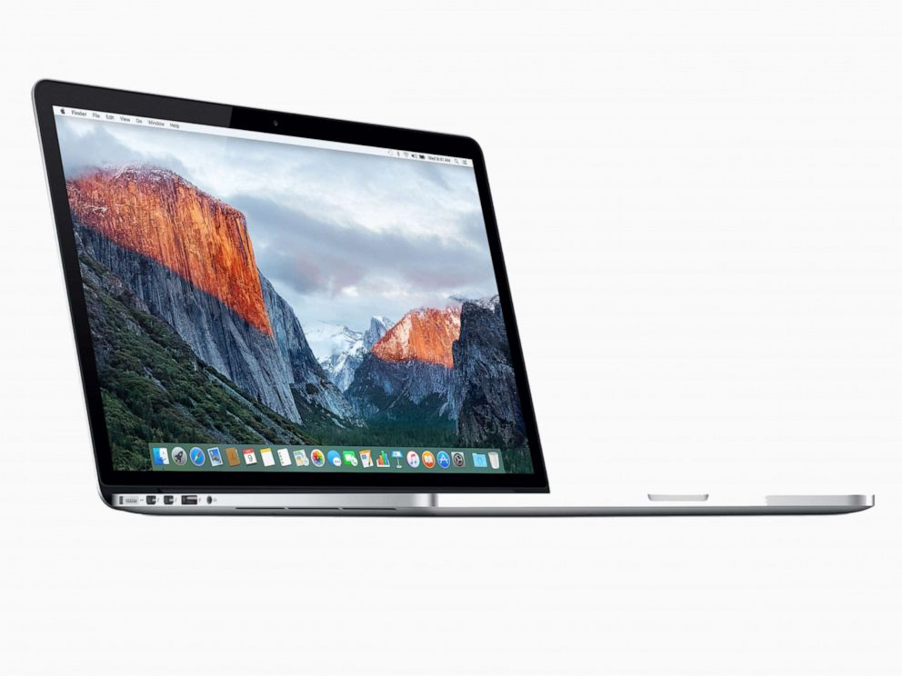 PHOTO: On June 20, 2019, Apple announced a voluntary recall of some older generation 15-inch MacBook Pro computers that contain batteries that the company says, may overheat and pose a safety risk.