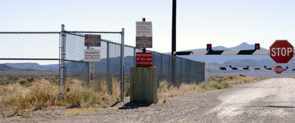 Half a million people pledge to storm Area 51 to 'see them
