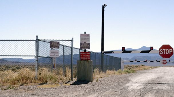 Half a million people pledge to storm Area 51 to 'see them aliens'