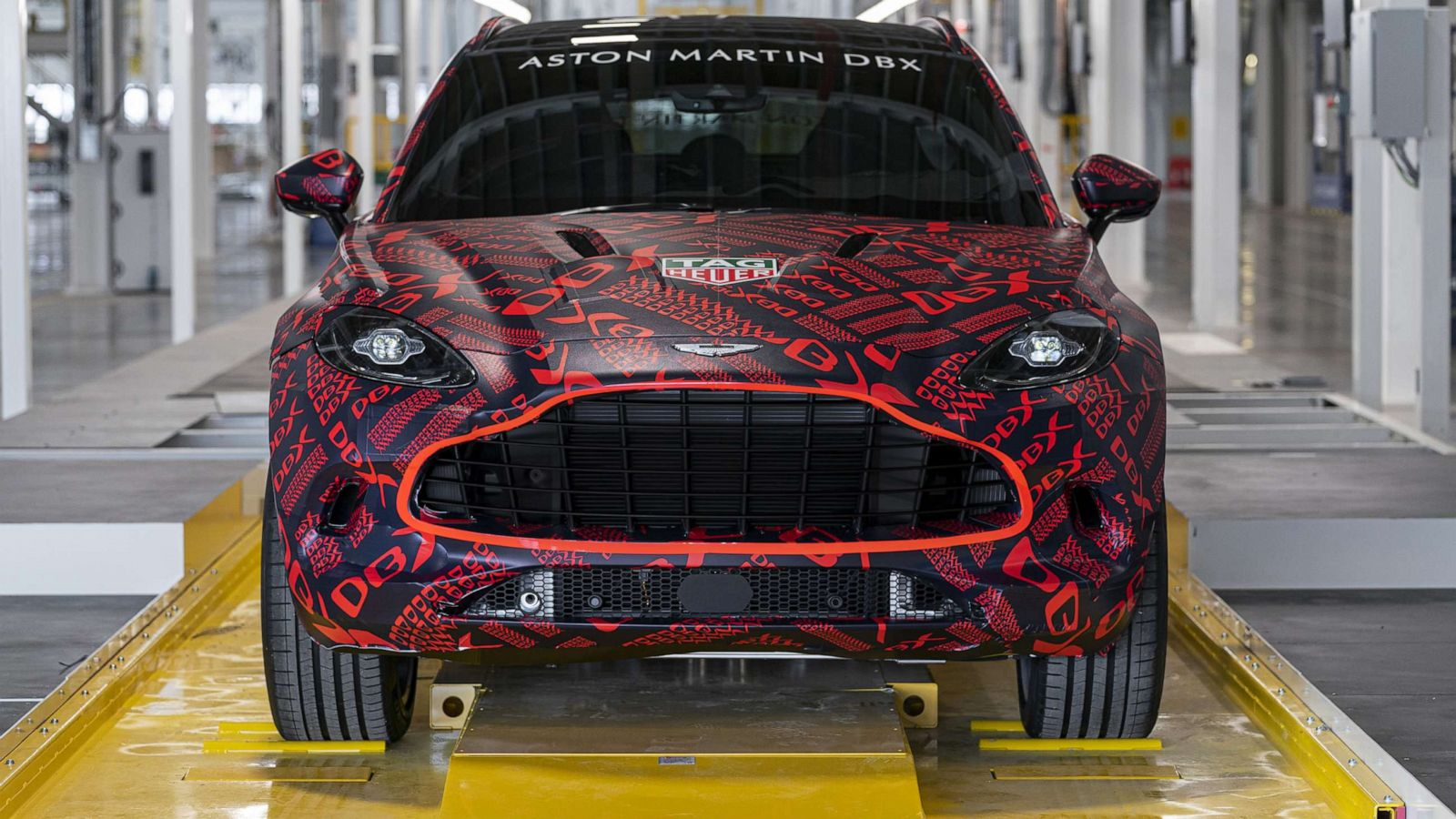 The Dbx Suv Could Be Aston Martin S Most Important Car Ever Abc News