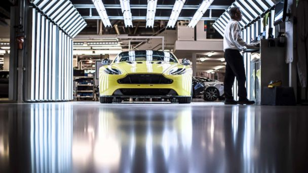 British automaker Aston Martin has survived 7 bankruptcies. Now it wants you to invest in it