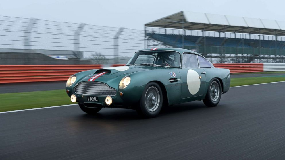 Aston Martin is producing 25 exact replicas of the original DB4 GT. Each costs $2.5 million.