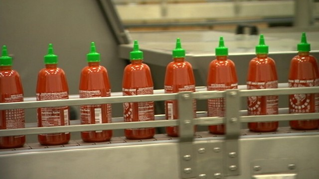 Sriracha Inventory May Be Threatened by Judge's Ruling