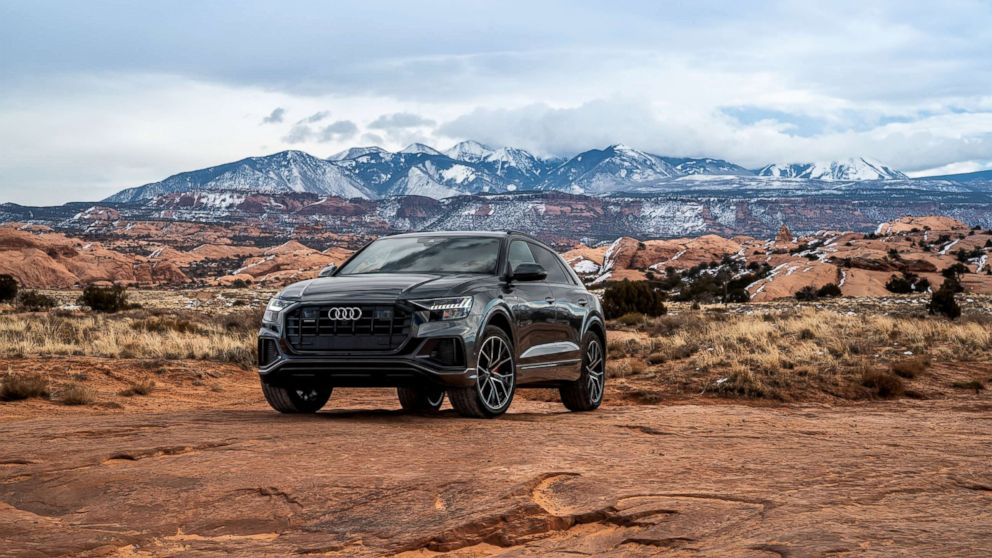 Audi's new Q8 aims to be everything an SUV owner could ask for