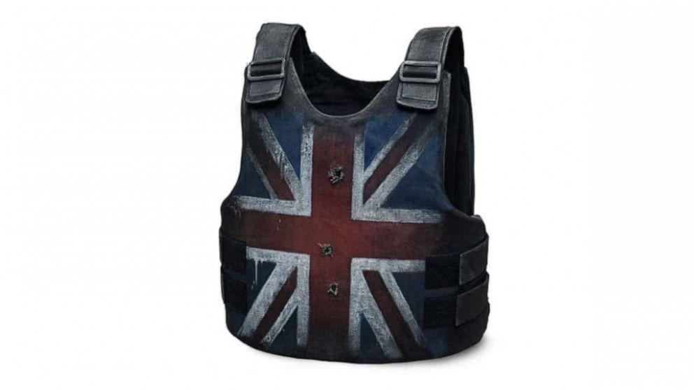 PHOTO: Banksy™ Vest.