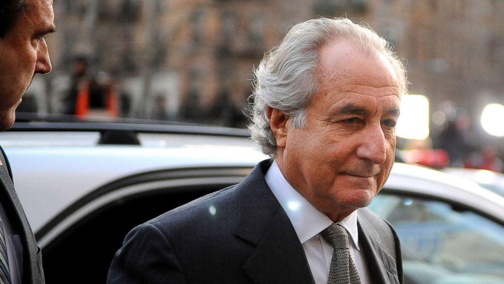Financier Bernard Madoff arrives at Manhattan Federal court, March 12, 2009, in New York.