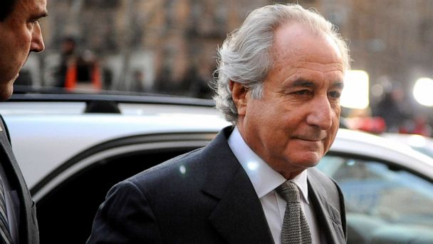 PHOTO: In this March 12, 2009, file photo, Bernard Madoff arrives at Manhattan Federal court in New York.