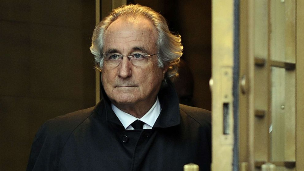 PHOTO: In this Jan. 14, 2009, file photo, Bernard Madoff leaves US Federal Court in New York after a hearing regarding his bail.