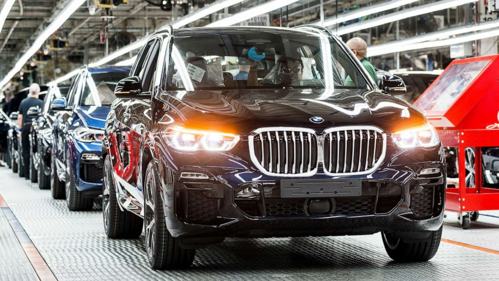 25 years ago, BMW opened shop in South Carolina. The economy shifted into overdrive