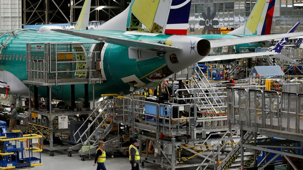 FAA pilots find new flaw with Boeing 737 Max: Sources thumbnail