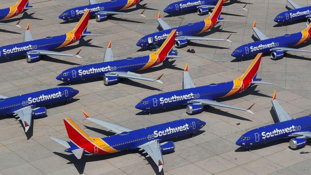 Die Boeing-Aktie fällt als Zustimmung für 737 Max verzögert, bis 'Mitte 2020'