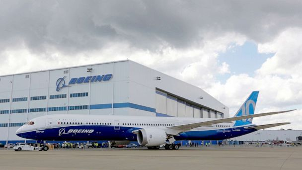 Black Boeing employee sues company after finding noose at desk, says 'my work life is degrading'